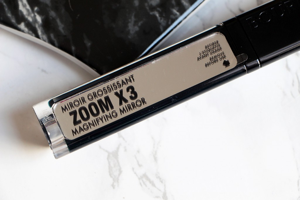 miroir bourjois mascara volume reveal x3