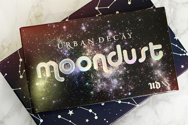 La nouvelle palette Moondust d'Urban Decay