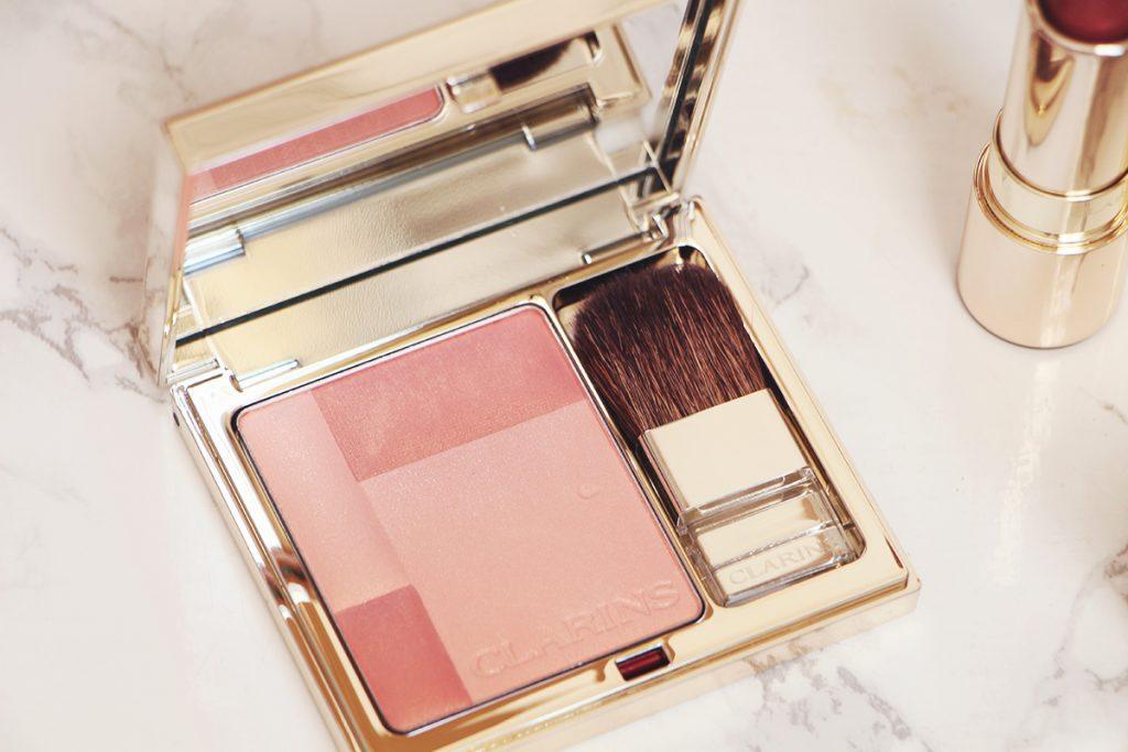 clarins open blush