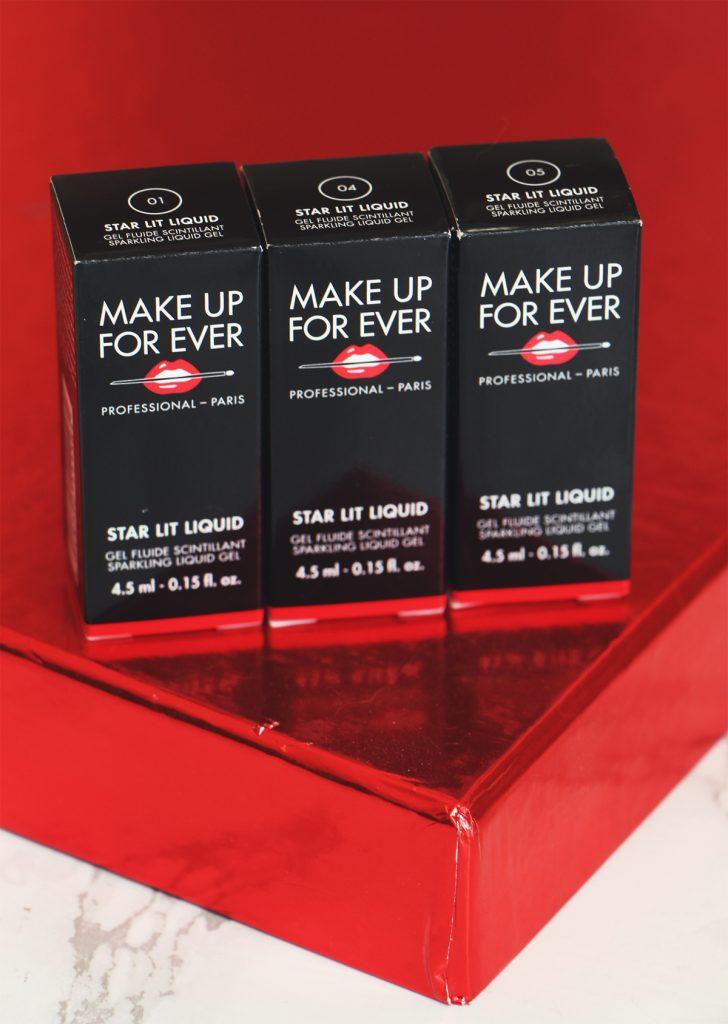 star lit liquid makeup for ever revue avis swatch review