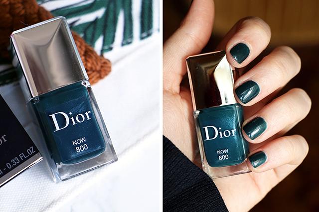 Coup de coeur pour le vernis 800 – NOW de Dior !
