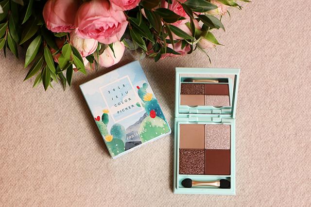 La palette Jeju Color Picker d'Innisfree : à shopper absolument!