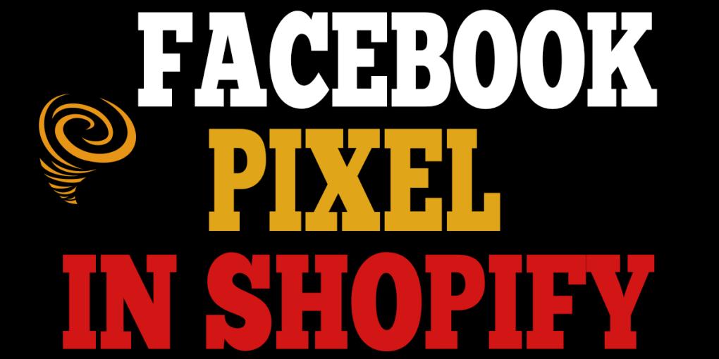 facebook pixel shopify