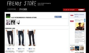 The Levis Friends Store