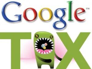Google Tax 2012