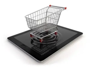 Shopping Da Tablet