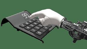 logistica robot