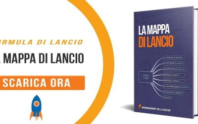 Funnel di vendita. La mappa di lancio PDF e Video training gratuito