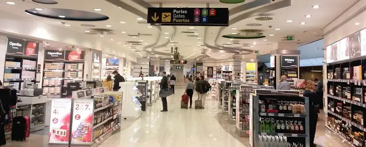 Lo shopping nei duty free non sempre conviene