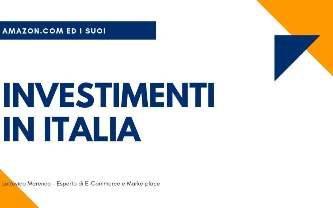 Amazon: Investimenti in Italia