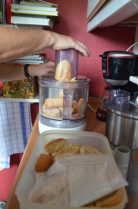 küchenmaschine reibekuchen