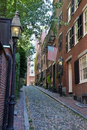 Boston Acorn Street