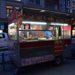 """New York Street Food"" </br> Hot Dog"