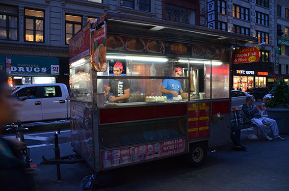 New York Streetfood