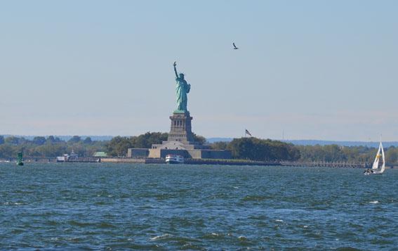 New York City Freiheitsstatue