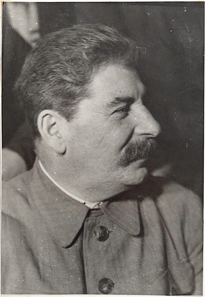"Propaganda Portrait : Joseph Stalin, ""Father of Nations"" - The Eye of  Photography Magazine"
