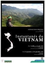 Exposition Instantanés du Vietnam