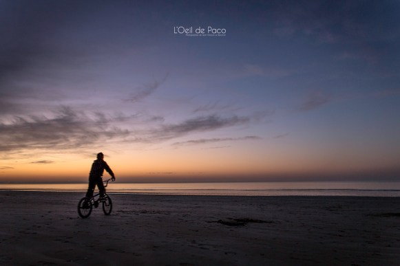 Photo #37 – Bike & Sunset
