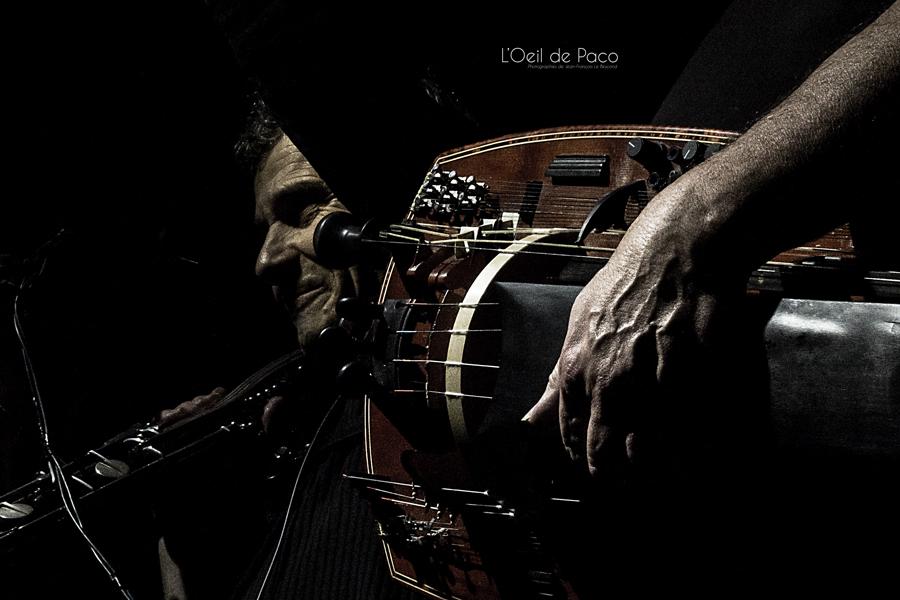 Michel Aumont & Le grand orchestre Armorigene à La Citrouille (26)