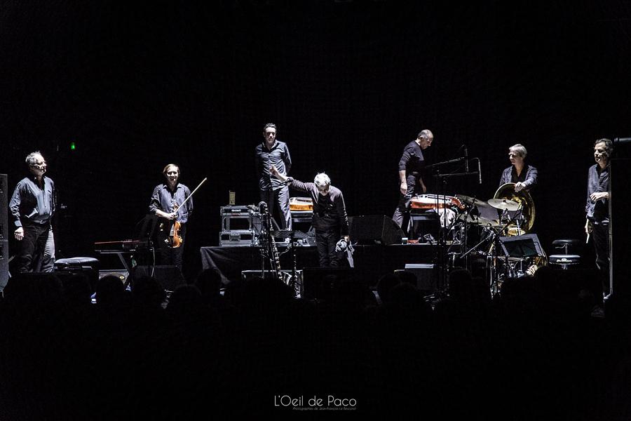 Michel Aumont & Le grand orchestre Armorigene à La Citrouille (27)