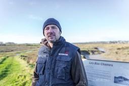 Ludovic Duval Maçon écologique, Les Bas Champs