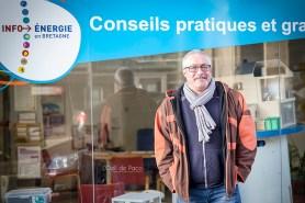Pascal Gouttebel, Agence Locale pour l'Energie, Saint-Brieuc