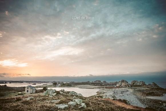 Photo #102 – Fin de journée sur Castel Meur