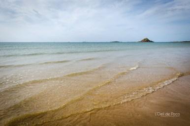 Photo #155 – Les pieds dans l'eau