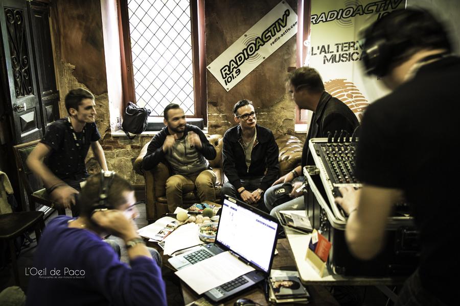 L'Oeil de Paco - Festival Art Rock 2015 (9)