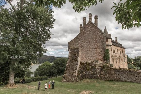 Photo #214 - C'est un vieux château teau teau