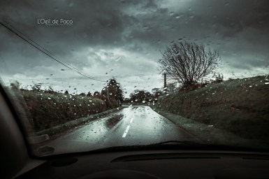 Photo #337 – Sur une route de Bretagne