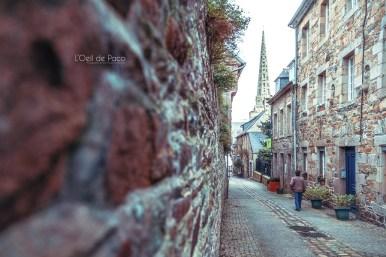 Photo #339 - En descendant la rue Saint-Yves