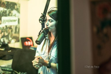 Sindy - Matinale - Radio Activ 101.9 (13)