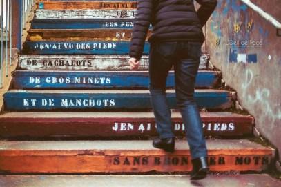 Photo #364 - J'en ai vu des pieds