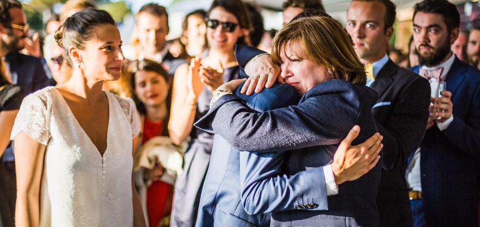 Photos de mariage Perros-Guirec - Emotion