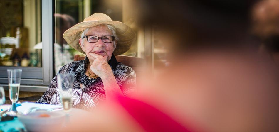L'Oeil de Paco - Photographies de Jean-François Le Bescond - Familles - arrière grand-mère