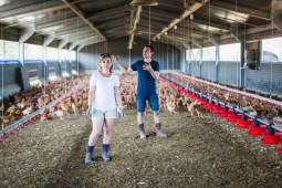 Agriculteurs de Bretagne – Maxime et Marina