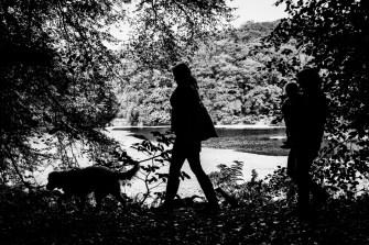 Une famille au Bois Riou - Trevou-Treguignec (26)