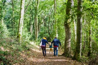 Une famille au Bois Riou - Trevou-Treguignec (5)