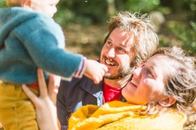 Une famille au Bois Riou - Trevou-Treguignec (8)