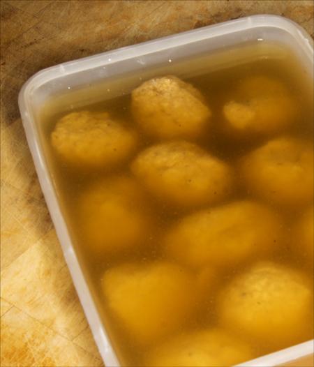 Små kjøttboller kan anvendes til så mangt.