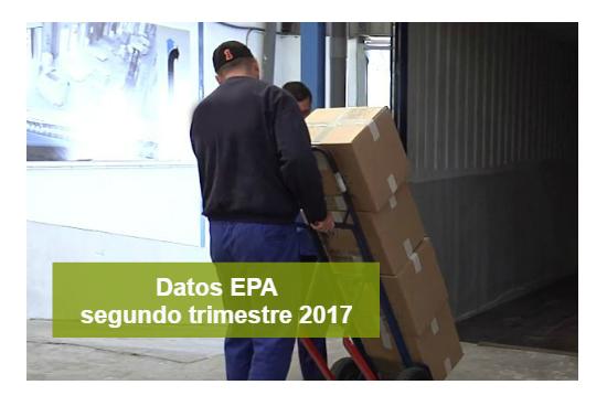 Datos EPA segundo trimestre 2017