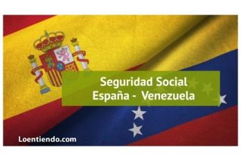 Seguridad Social España Venezuela
