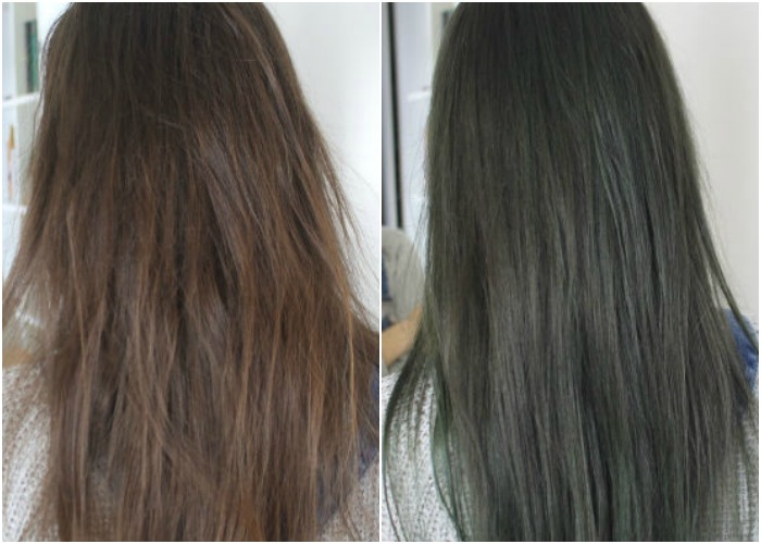 Hair Color Washes Out Week