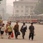Spannungen zwischen China und Nordkorea, MiJ, 5.5.2017