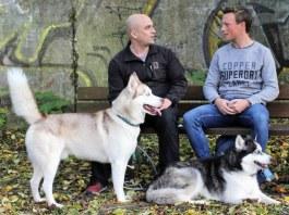Arik Steen mit Christian Köppel im Gespräch