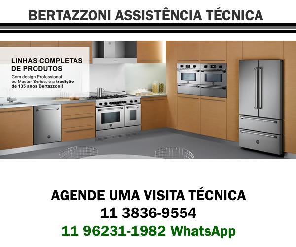 Bertazzoni Assistência Técnica