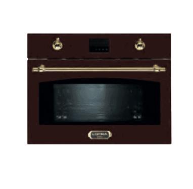 Lofra Microwave Oven Red Burgundy