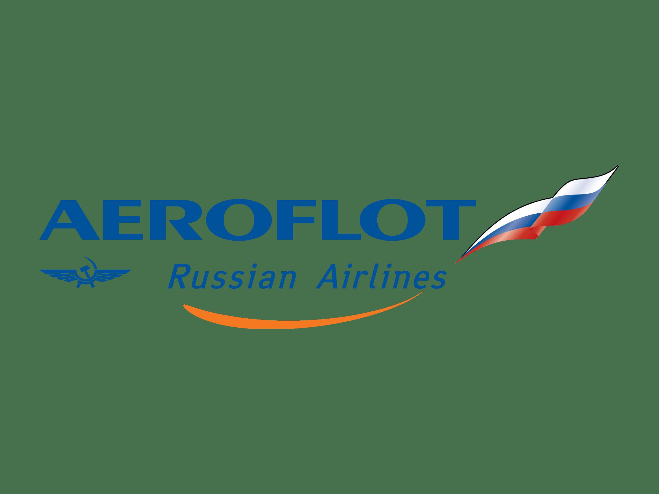 Image result for aeroflot logo