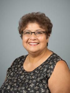 Lydia Moreno, Volunteer Coordinator